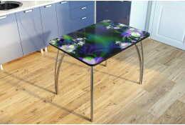 Стол обеденный с фотопечатью фантазия