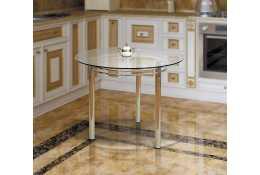 Стол обеденный из стекла - 4
