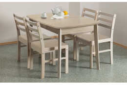 Стол обеденный раздвижной (Шпон)