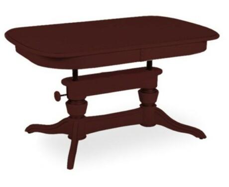 Обеденный стол Лира-4 эмаль