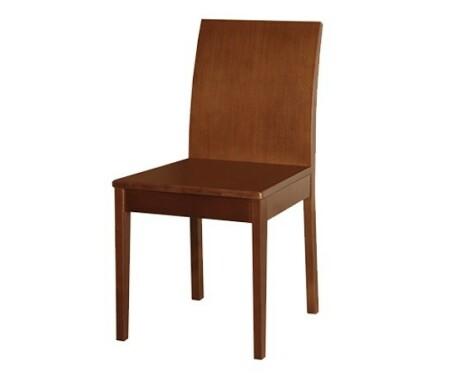 Стул гнутая спинка сиденье массив